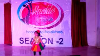 ek do teen char paanch dance performance