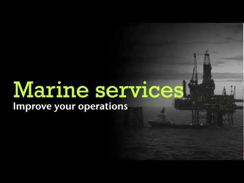 Met Office Marine services