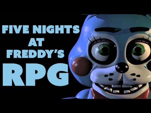 Five Nights at Freddy's: The RPG is Coming - The Know