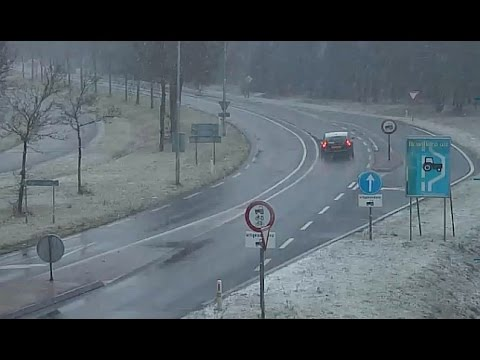 Weerbericht Zondag Sneeuw In Het Oosten Youtube