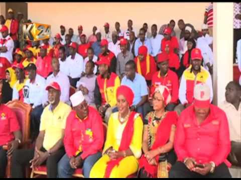 DP Ruto tells off opposition leaders over election boycott threats