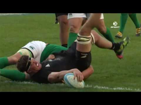 HIGHLIGHTS: All Blacks v Ireland