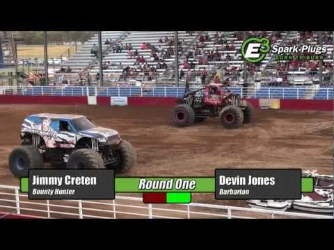 TMB TV: Original Series 5.10 - Monster Truck Racing Super Series - Springdale, AR 2012