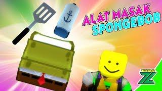 [SPNGBOB!] Cooking Simulator BETA   Alat Masak SpongeBob Mau Please!!! 😂😂   Roblox Indonesia
