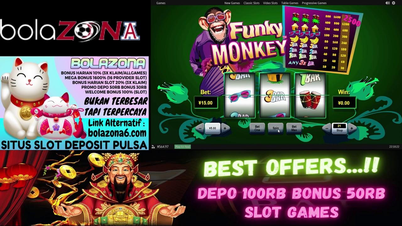 Semua Situs Game Judi Slot Link Alternatif Mpo Bolazona Online Youtube