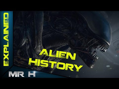 The Story Behind Alien 1979