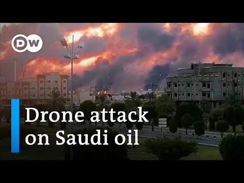 Drone attack on Saudi oil: How safe are global supplies? | DW News