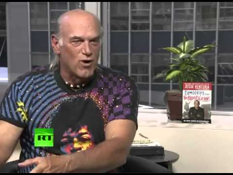 JESSE VENTURA: DEMOCRACY And The AMERICAN Two Party DICTATORSHIP. Full Interview