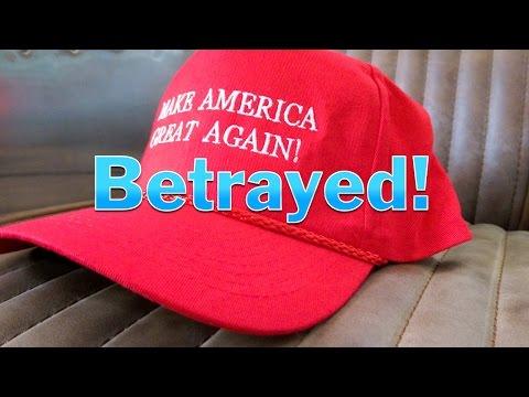The Trump Betrayal