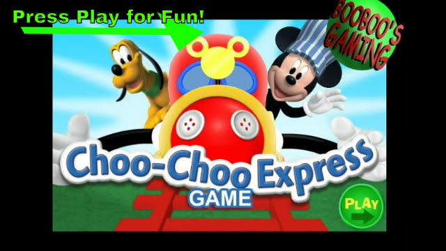 mickey choo choo express disney jr free online childrens games
