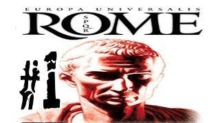 Europa Universalis Rome Part 1