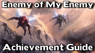 Halo 5 - Enemy Of My Enemy - Achievement Guide