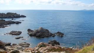 Tiuccia Corsica Sea GOPRO