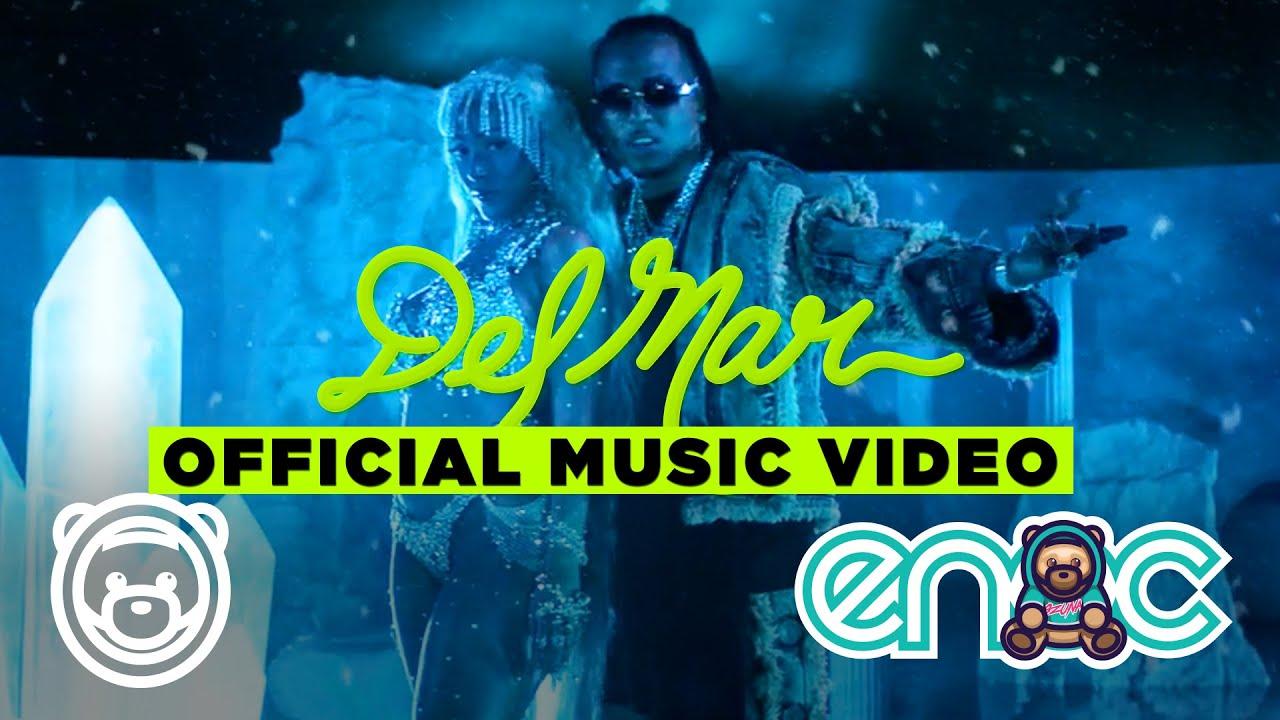 Ozuna x Doja Cat x Sia - Del Mar (Official Music Video)