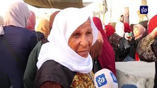200 ألف فلسطيني يؤدون صلاة الجمعة في المسجد الأقصى (17-5-2019)
