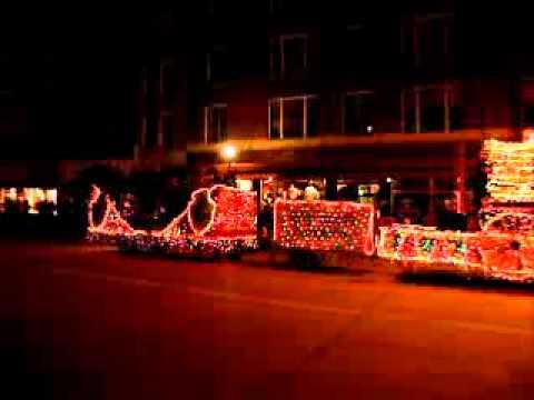 Cheyenne Christmas Parade - YouTube