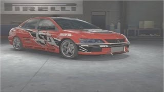 Midnight Club Los Angeles - The Fast And The Furious: Tokyo Drift Cars [HD]