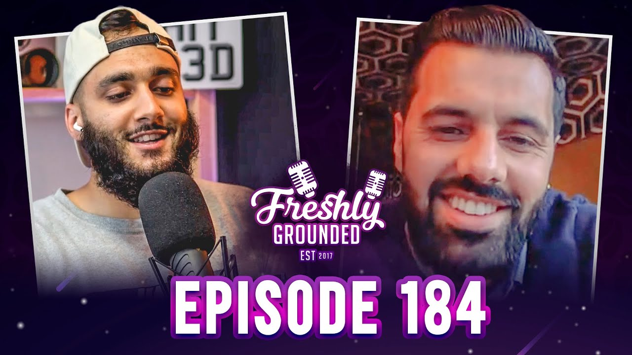 #184 Ishfaq Farooq: Founder of MyLahore, Growing Up in Hardship, Starting a Restaurant