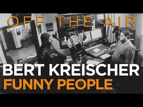 Bert Kreischer Unfiltered (Off The Air) Interview Part 2