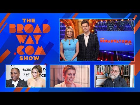 The Broadway.com Show - 5/4/18: SMASH Alums Leslie Odom Jr and Katharine McPhee & More