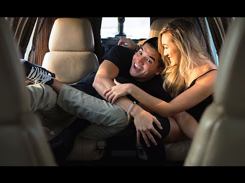 PRiVATE JET PHOTOSHOOT! | Toronto