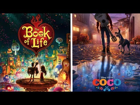 Is Coco RIPPING OFF The Book Of Life? - YouTube