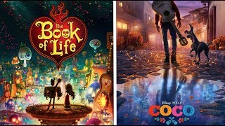 Is Coco RIPPING OFF The Book Of Life?
