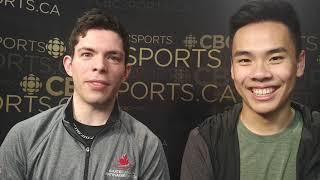 Keegan Messing and Nam Nguyen talk Friendship