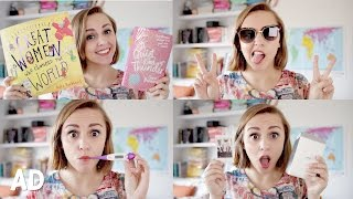 MARCH FAVOURITES 2017 | Hannah Witton