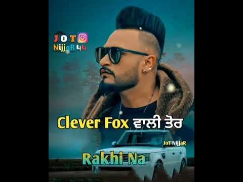 Adha Pind Song By Gurj Sidhu ( Whatsapp Video Status )
