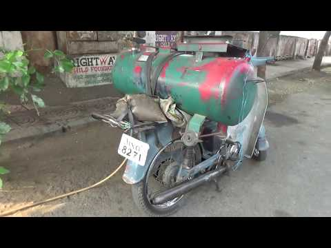 Portable Air Pressure Machine for Tyre Repairing shop new Idia of shopkeeper