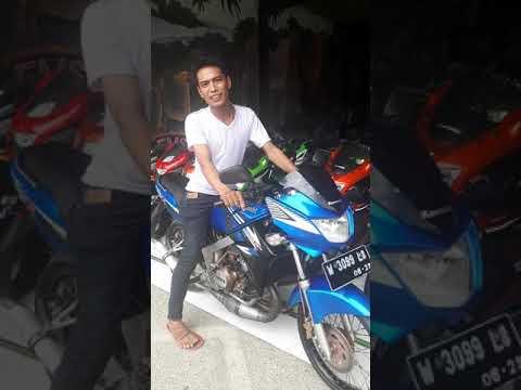 Ninja R 2013 Modif jari Manja Di FARHAN MOTOR SPORT (FMS)GRESIK