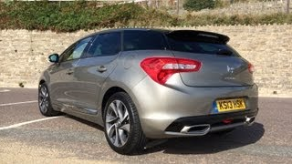 2013 Citroen DS5 DSPORT HDi 160 Review - Inside Lane