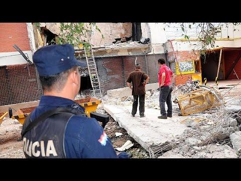 Asalto millonario en la sede de Prosegur en Paraguay