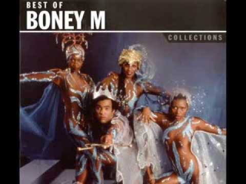 Boney M The Best Collection