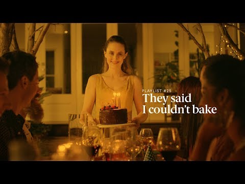 Playlist #25 - They said I couldn't bake   Thermomix Cook-Key