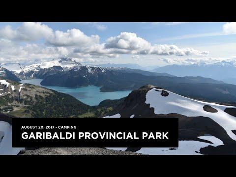 Garibaldi lake & Black Tusk camping - August 2017
