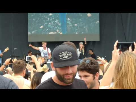 "BroAm 2017 - Switchfoot & Lauren Daigle ""I Won't Let You Go"""