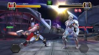 mcoc alliance wars run miserable horrible performance