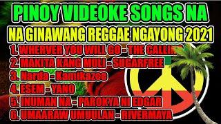 PINOY VIDEOKE SONGS NA GINAWANG REGGAE NGAYONG 2021 REMIX BY DJ JHANZKIE REMIX 2021