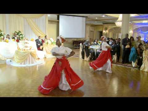 Best African Caribbean Dance Performance Ever - African Wedding Photo Videographer Toronto GTA
