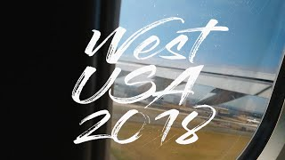 WEST AMERICA Part 1 - Road Trip September 2018