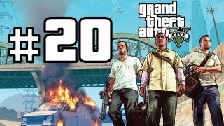 Grand Theft Auto V Walkthrough/Gameplay HD - Casing the Jewel Store - Part 20 [No Commentary]