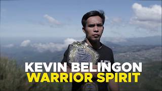 ONE Feature | Kevin Belingon's Warrior Spirit