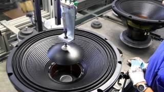 18Sound Loudspeaker Manufacturing Facility
