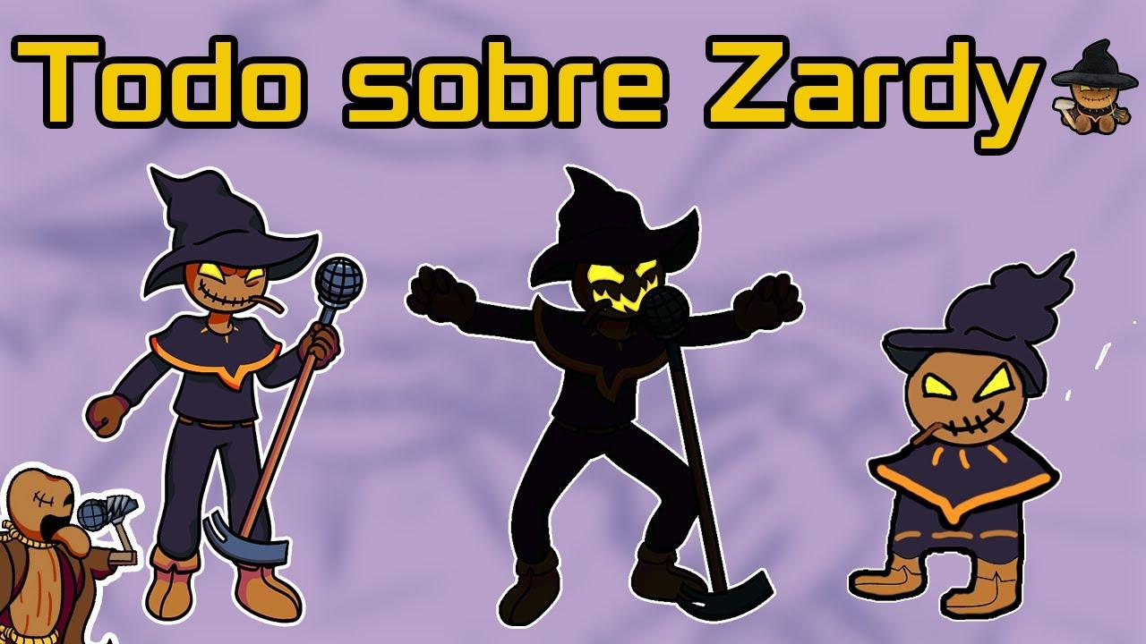 Download Todo sobre Zardy (Vs Zardy) - Friday Night Funkin MODS (FNF MOD)