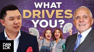What Drives The 50 Billion Dollar Man Dan Peña?