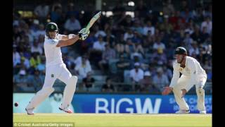 Dean Elgar and JP Duminy hit centuries as South Africa take control