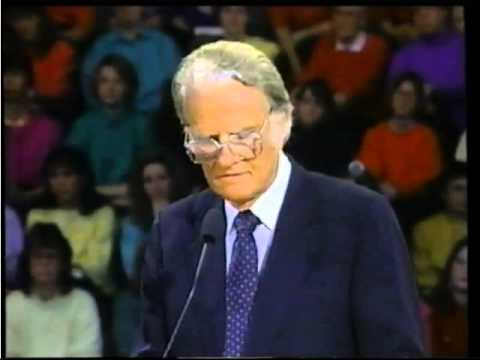 Que vaut ma vie? Billy Graham