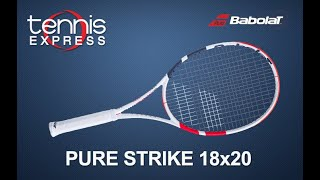 Babolat Pure Strike 3rd Gen 18x20 Tennis Racquet Review   Tennis Express